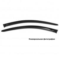 Дефлекторы окон для Citroen Berlingo '02-07, акрил, 2 шт. (Vinguru)