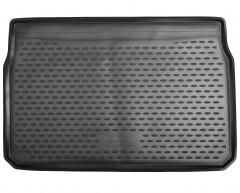 Коврик в багажник для Citroen C3 2017-, полиуретановый (Novline / Element) черный