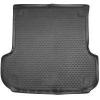 Коврик в багажник для Mitsubishi Pajero Sport '16-, полиуретановый (Novline / Element) черный