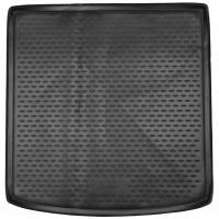Коврик в багажник для Volkswagen Golf VII Sportwagen '12- , полиуретановый (Novline / Element) черный