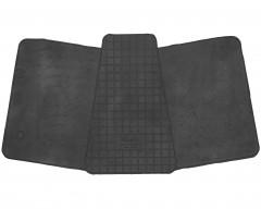 Перемычка на тоннель Nissan Leaf '10-17 резиновая (Stingray)
