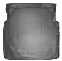 Коврик в багажник для Mercedes E-Class W211 '06-09 полиуретановый (Nor-Plast)