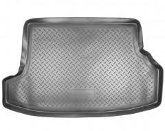 Коврик в багажник для Nissan X-Trail '01-07 полиуретановый (Nor-Plast)