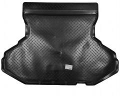 Коврик в багажник для Subaru Legacy '17- резино/пластиковый (Nor-Plast)