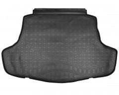 Коврик в багажник для Toyota Camry V70 '18- полиуретановый (Nor-Plast)