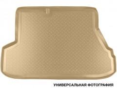 Коврик в багажник для Toyota Camry V70 '18- полиуретановый, бежевый (Nor-Plast)