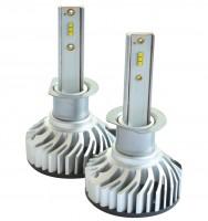 Автомобильные светодиодные лампочки Prime-X серия Z H1 5000K (2шт)