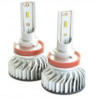 Автомобильные светодиодные лампочки Prime-X серия Z H11/H8 5000K (2шт)