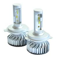 Автомобильные светодиодные лампочки Prime-X серия Z H4 5000K (2шт)