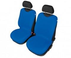 """Чехлы (майки) """"Shirt Cotton"""" для переднего сиденья, синие (Kegel-Blazusiak)"""