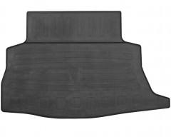 Коврик в багажник для Nissan Leaf '10-17, резиновый (Stingray)