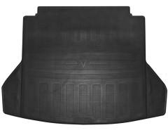Коврик в багажник для Hyundai Elantra AD '16-, резиновый (Stingray)