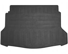 Коврик в багажник для Nissan X-Trail (T32) '14-16, резиновый (Stingray)