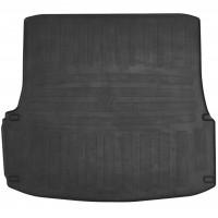 Коврик в багажник для Skoda Octavia A5 '05-13 лифтбек, резиновый (Stingray)