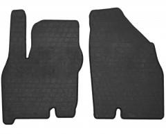 Коврики в салон передние для Chevrolet Bolt '16-, резиновые (Stingray)