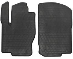 Коврики в салон передние для Mercedes GLE-Coupe C292 '15-, резиновые (Stingray)