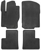 Коврики в салон для Mercedes ML-Class/GLE W166 '11-18, резиновые (Stingray)