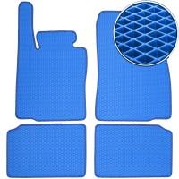 Коврики в салон для Mini Countryman '10-16, EVA-полимерные, синие (Kinetic)