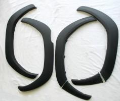 Расширители арок для Toyota Hilux '15-, OEM V3 (ASP)