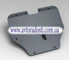 Защита картера двигателя для Mazda 6 '08-(4мм) 1,8/2,0/2,5 бензин МКПП/АКПП