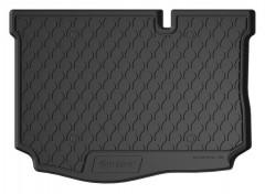 Коврик в багажник для Ford Fiesta '09-17 хэтчбек, полиуретановый (GledRing)