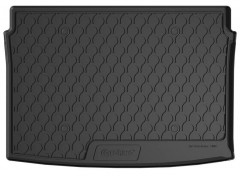 Коврик в багажник для Seat Arona '17-, верхний, полиуретановый (GledRing)