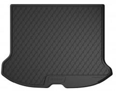 Коврик в багажник для Volvo XC60 '09-17 с докаткой, полиуретановый (GledRing)