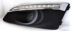 Дневные ходовые огни для Chevrolet Aveo '04-06 SDN/HB T200 (ASP)
