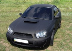 Передние фары для Subaru Impreza GD/GG '00-07 (ASP)