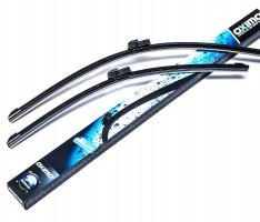 Щетки стеклоочистителя бескаркасные Oximo 600 и 475 мм. (к-кт) WM400525