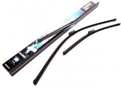 Щетки стеклоочистителя бескаркасные Oximo 600 и 600 мм. (к-кт) WC400400