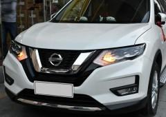 Передние фары для Nissan X-Trail (T32) '14- (ASP)