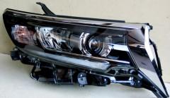 Фото 2 - Передние фары для Toyota LC Prado 150 '18-, LED, стиль LD1 (ASP)