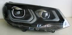 Фото 2 -  Передние фары для Volkswagen Touareg '10-18, LD (ASP)