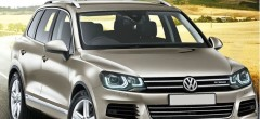 Фото 4 -  Передние фары для Volkswagen Touareg '10-18, LD (ASP)