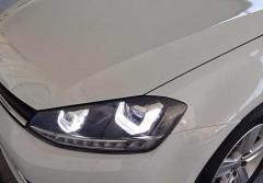 Фото 2 - Передние фары для Volkswagen Golf VII '12-, TLZ (ASP)