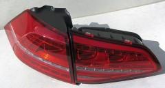 Фото 3 - Фонари задние для Volkswagen Golf VII '12-, LED (ASP)