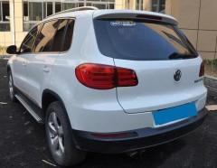 Фонари задние для Volkswagen Tiguan '07-16, светодиодные (ASP)