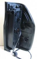 Фото 4 - Фонари задние для Ford Ranger '11-, LED, черные (ASP)