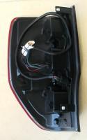 Фото 4 - Фонари задние для Ford Ranger '11-, LED, красные (ASP)