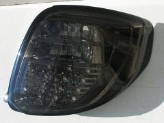Фото 2 - Фонари задние для Suzuki SX4 '06-14, LED, черные (ASP)