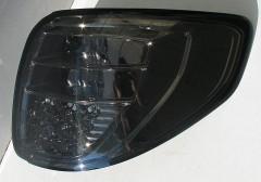 Фото 3 - Фонари задние для Suzuki SX4 '06-14, LED, черные (ASP)