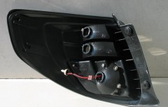 Фото 4 - Фонари задние для Suzuki SX4 '06-14, LED, черные (ASP)