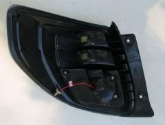 Фото 4 - Фонари задние для Suzuki SX4 '06-14, LED, хром (ASP)