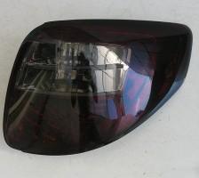 Фото 1 - Фонари задние для Suzuki SX4 '06-14, LED, красно-черные (ASP)