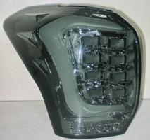 Фото 2 - Фонари задние для Subaru Forester '13-18, LED, хром (ASP)