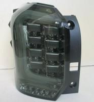 Фото 3 - Фонари задние для Subaru Forester '13-18, LED, хром (ASP)