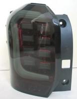 Фото 4 - Фонари задние для Subaru Forester '13-18, LED, тонированный хром (ASP)