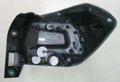 Фото 5 - Фонари задние для Subaru XV '11-16, LED, хром тонированный (ASP)