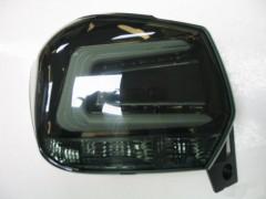 Фото 2 - Фонари задние для Subaru XV '11-16, LED, черные тонированные (ASP)